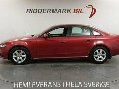 begagnad Audi A4 Sedan 1.8 TFSI M-Värm Fullservad 2 brukare 120hk