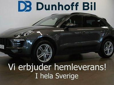 begagnad Porsche Macan S Diesel PDK Euro 6 258hk Dragkrok Sv-såld
