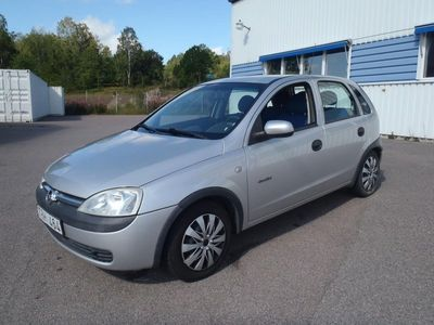begagnad Opel Corsa 5-dörrar 1.2 75hk, 9900 mil, Fulls