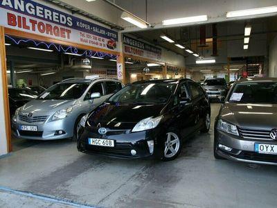 begagnad Toyota Prius Hybrid 1.8 VVT-i + 3JM CVT 136hk Automat