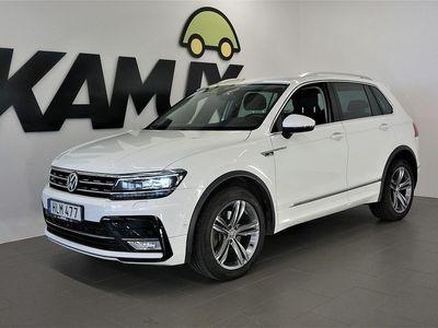begagnad VW Tiguan 2.0 TDI | 4Motion | R-Line | Drag | D-Värm | 190hk