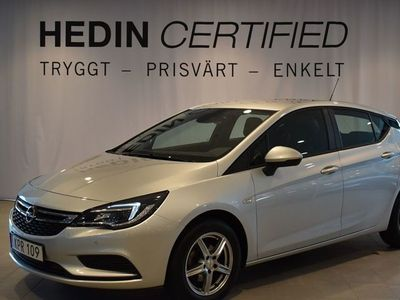 used Opel Astra 4T 125hk 5dr Enjoy Pluspaket