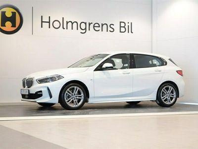 begagnad BMW 118 i 5dr M-Sport (140hk)