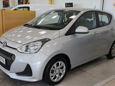 begagnad Hyundai i10 Premium 2018, Halvkombi 99 900 kr