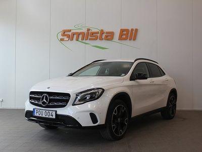 begagnad Mercedes GLA180 d 180d, Navi, B-Kamera, LED, Eu6 109hk