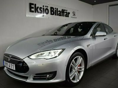 begagnad Tesla Model S P85 Performance 2014, Sedan Pris 429 500 kr