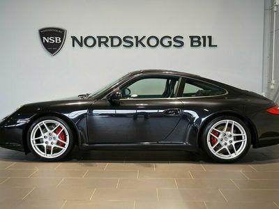 begagnad Porsche 911S Gen 2 | 385hk | Skalstolar | Unik