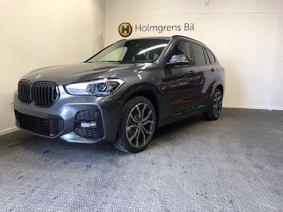 begagnad BMW X1 xDrive20d M Sport Navi Drag HiFi Backkamera 19''