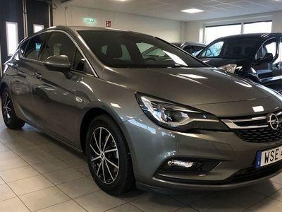 begagnad Opel Astra Dynamic 1.6 Turbo 200hk Automat S/V-Hjul