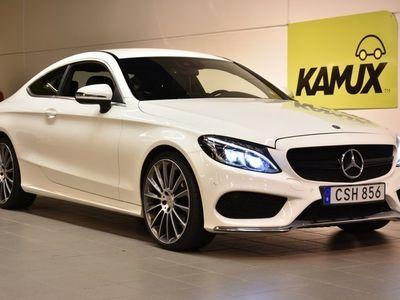 begagnad Mercedes C200 Coupé | 7-Tronic Plus | AMG