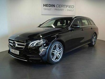begagnad Mercedes 200 - Benz E - KLASSd Kombi AMG Paket / / 9G - Tronic - 150hk