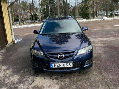 begagnad Mazda 6 2.3 KOMBI SPORT