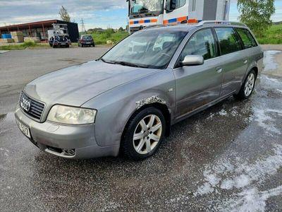 begagnad Audi A6 AVANT 3,0 QUATTR