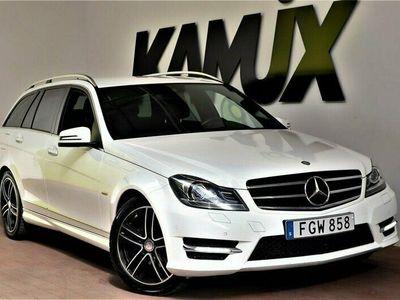 begagnad Mercedes C220 CDI | AMG | Drag | Värmare |