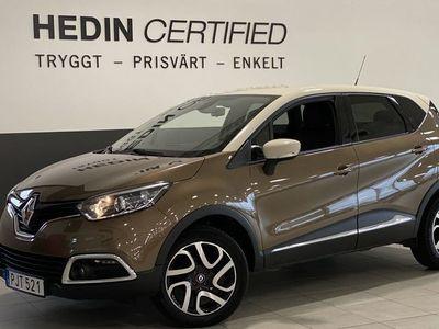 begagnad Renault Captur TCE 90 DYNAMIQUE (90hk)