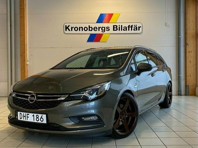 begagnad Opel Astra Sports Tourer Business 1.6 CDTI Automat 2017, Kombi Pris 179 900 kr