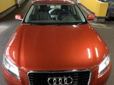 begagnad Audi A3 Sportback 1.6, 104 Hk (lågmil)