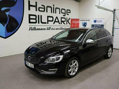 begagnad Volvo V60 D4 MOMENTUM / AUTOMAT / VOC / DIESELV / SKINN