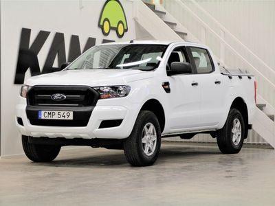 begagnad Ford Ranger Dubbelhytt | 2.2 | TDCi | 4x4 | Drag | 160hk | 2016