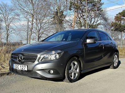 begagnad Mercedes A180 CDI
