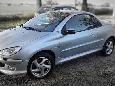 begagnad Peugeot 206 CC Qicksilver