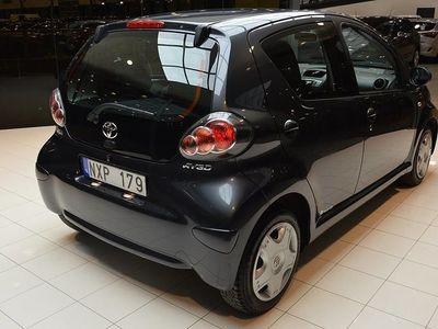 gebraucht Toyota Aygo 1.0 VVT-i 5dr (68hk)