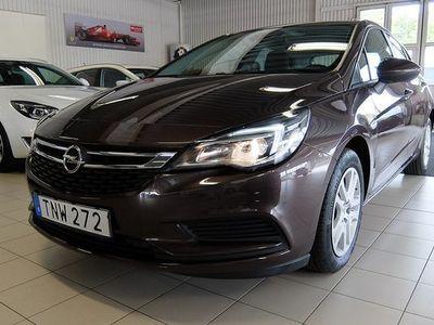 begagnad Opel Astra 5d Enjoy 1.4T 2017, Halvkombi 134 000 kr