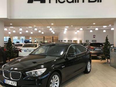 begagnad BMW 520 Gran Turismo D AUT Drag EURO 6