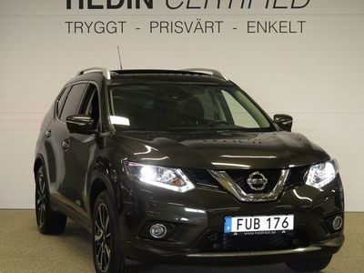 used Nissan X-Trail DCI 130 TEKNA 2WD XTRONIC E6 7 SEATS