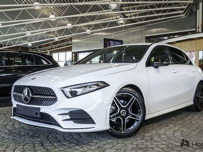 begagnad Mercedes A200 // AMG & WIDESCREEN //