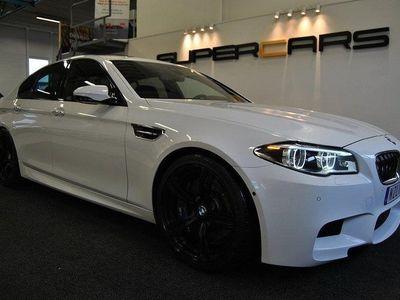 begagnad BMW M5 Competition 575hk Facelift Sv-Såld