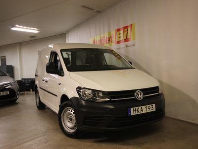 gebraucht VW Caddy Skåp EU5 TDI 102HK DSG D-VÄR -16