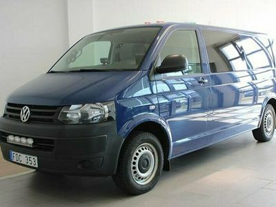 begagnad VW Transporter Kombi T5 2.0 TDI (140hk)