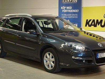 begagnad Renault Laguna III 2.0 dCi FAP Sports Tourer (173hk)