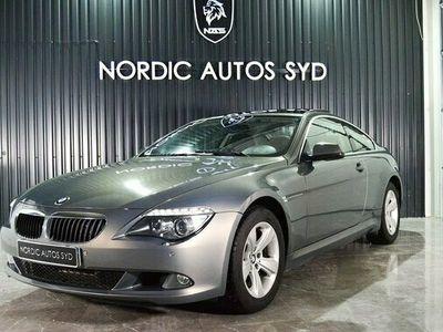 begagnad BMW 630 i Coupé Automat Svensksåld Taklucka 2010, Sportkupé Pris 169 900 kr