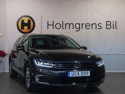 begagnad VW Passat SC 1.4 GTE Executive PHEV (218hk) Värmare Drag