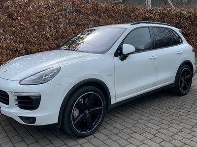begagnad Porsche Cayenne S Diesel TipTronic