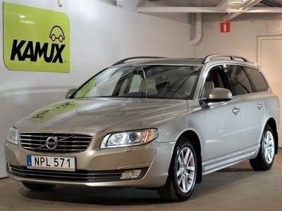 brugt Volvo V70 D4 Momentum BE Aut