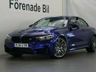 begagnad BMW M4 Coupé Cabriolet 2021, Cab Pris 849 000 kr