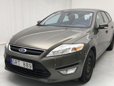 begagnad Ford Mondeo 2.0 Flexifuel Kombi