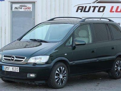 begagnad Opel Zafira 1.8 7-sits Drag Nyservad NYBES