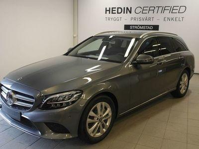 begagnad Mercedes 220 C-KLASSD Kombi/Avantgarde/DEMO
