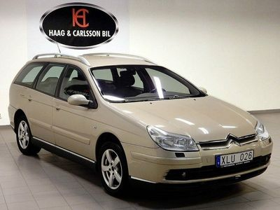 begagnad Citroën C5 Kombi 1,6 HDI( Bes Tom 2020-04)