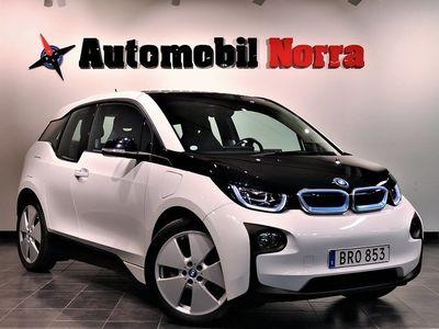 begagnad BMW i3 60Ah REX 170hk Automat Comfort Advanced Eu6