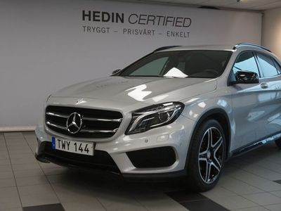 begagnad Mercedes GLA200 200 AMG/Night Package