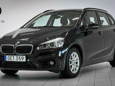 begagnad BMW 218 Active Tourer i Aut Drag