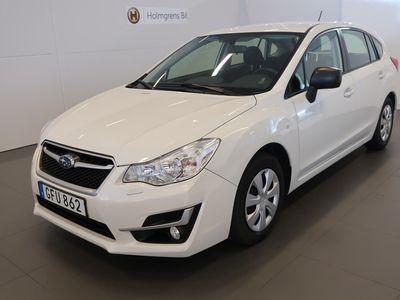 used Subaru Impreza 1.6i / 4WD / 4000 mil