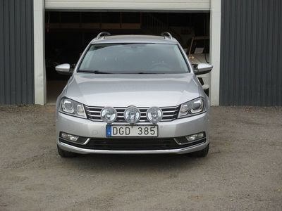 begagnad VW Passat 2.0 TDI BlueMotion 4Motion -11