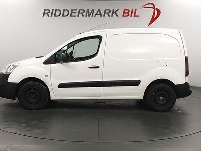 begagnad Peugeot Partner 1.6 Moms 3-Sits Eu6 99hk -17