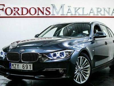 begagnad BMW 328 i LUXURY 5781MIL DAG 1 ÄGARE 245HK